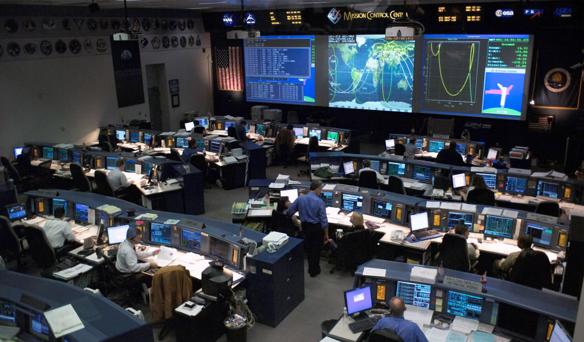 Leadership from Mission Control | Atlas Executive Consultant