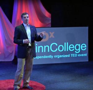 Paul Sean Hill TEDx leadership keynote speaker